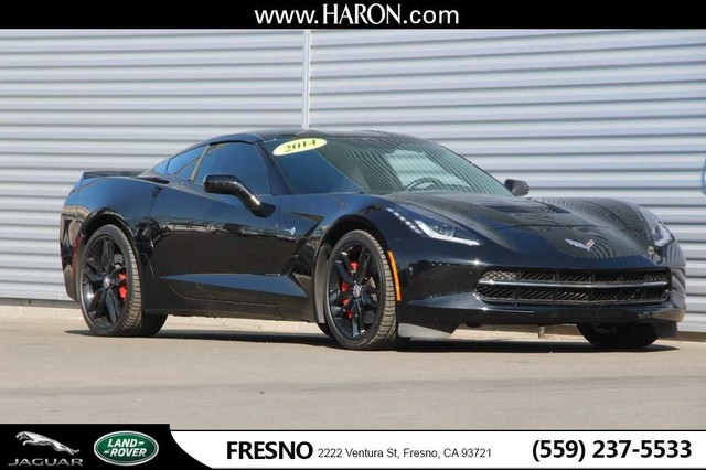 Pre-Owned 2014 Chevrolet Corvette Stingray Z51 2LT