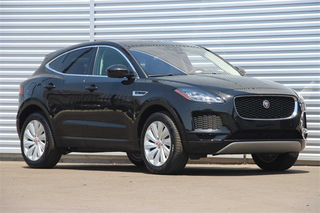 Certified Pre-Owned 2018 Jaguar E-PACE SE