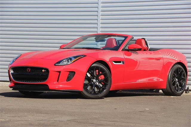 Certified Pre-Owned 2014 Jaguar F-TYPE S