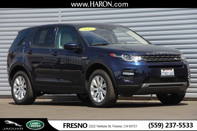 Certified Pre-Owned 2017 Land Rover Discovery Sport SE