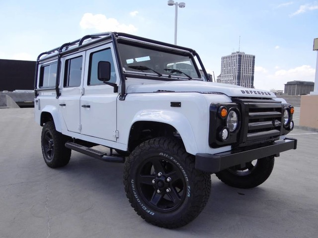 Pre-Owned 1993 Land Rover Defender 110 CUSTOM