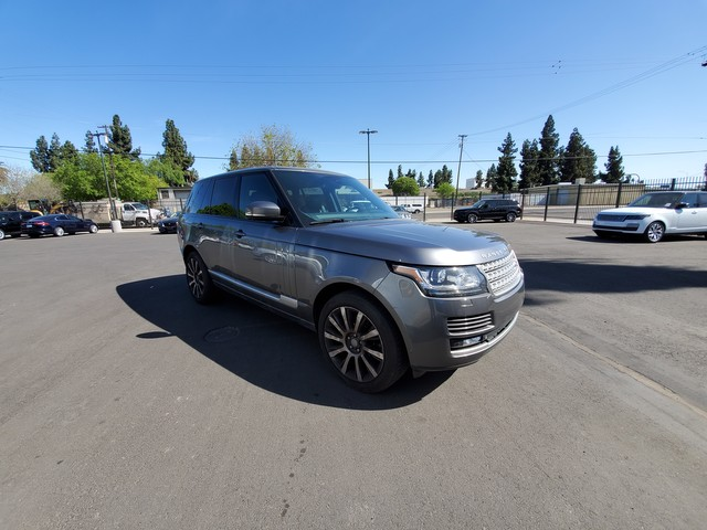 Certified Pre-Owned 2014 Land Rover Range Rover HSE
