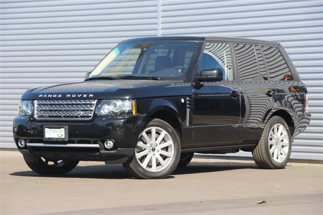 Pre-Owned 2012 Land Rover Range Rover Supercharged