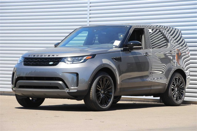 New 2019 Land Rover Discovery HSE