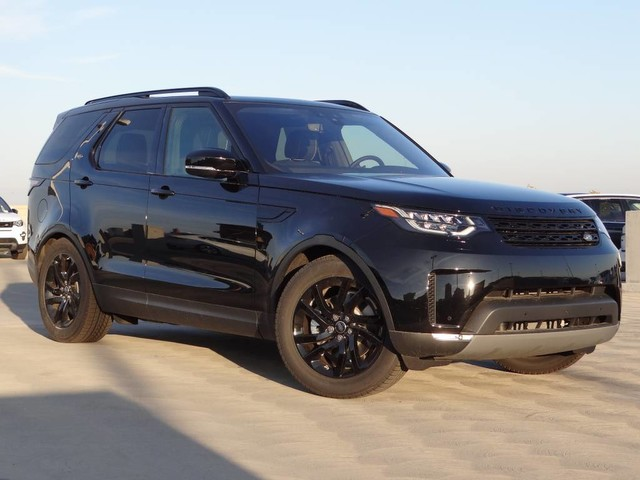 New 2017 Land Rover Discovery HSE Td6