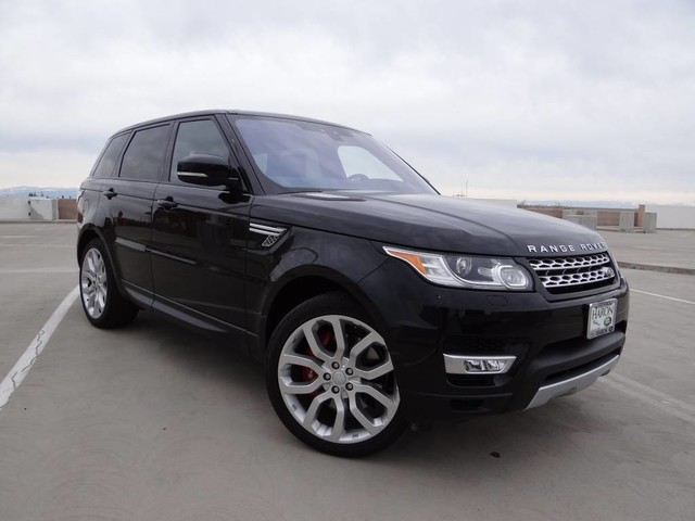 Certified Pre-Owned 2017 Land Rover Range Rover Sport
