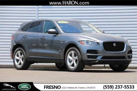 Certified Pre-Owned 2018 Jaguar F-PACE 35t Premium