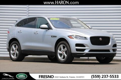 Certified Pre-Owned 2018 Jaguar F-PACE 25t Premium AWD
