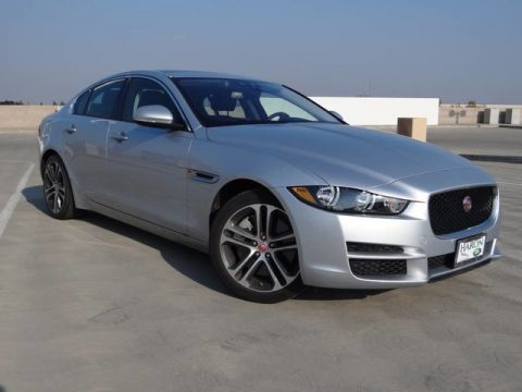 Certified Pre-Owned 2017 Jaguar XE 35t Premium