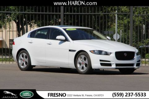 Certified Pre-Owned 2018 Jaguar XE 25t