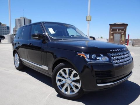 New 2017 Land Rover Range Rover HSE Td6