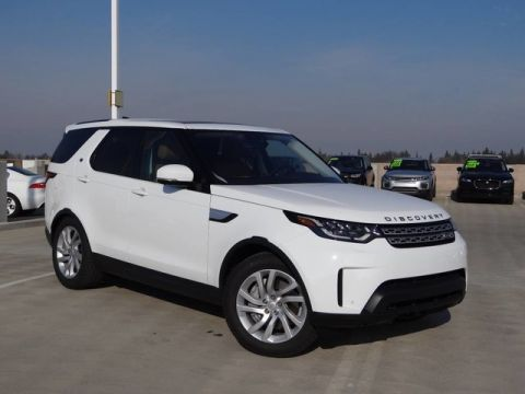 New 2018 Land Rover Discovery HSE