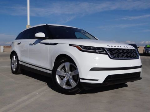 New 2018 Land Rover Range Rover Velar SUPERCHARGED S