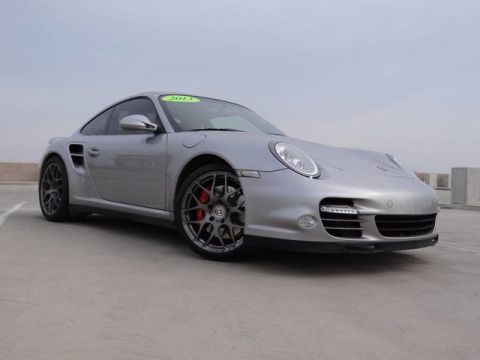 Pre-Owned 2013 Porsche 911 Turbo